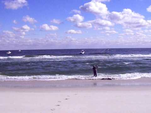 11 2 10 003 mov how to flyfish surf youtube for Surf fishing nj license