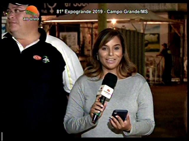 Expogrande 2019 - Participação Girolando