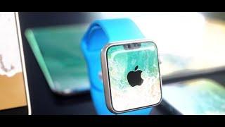 Apple Watch Series 6 Cámara En La Correa O En El Notch