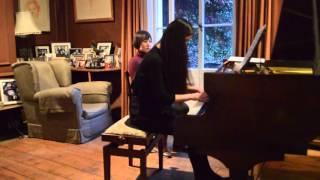 Melody Huang - Partita n.2, Bach