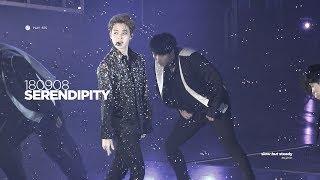 Cover images 180908 방탄소년단 지민 (BTS JIMIN) - Serendipity (4K fancam)