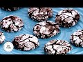 How to Make DECADENT Chocolate Crinkle Cookies!