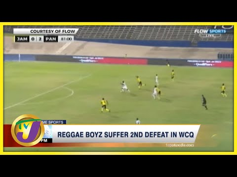 Reggae Boyz Suffer 2nd Defeat in World Cup Qualifiers - Sept 6 2021