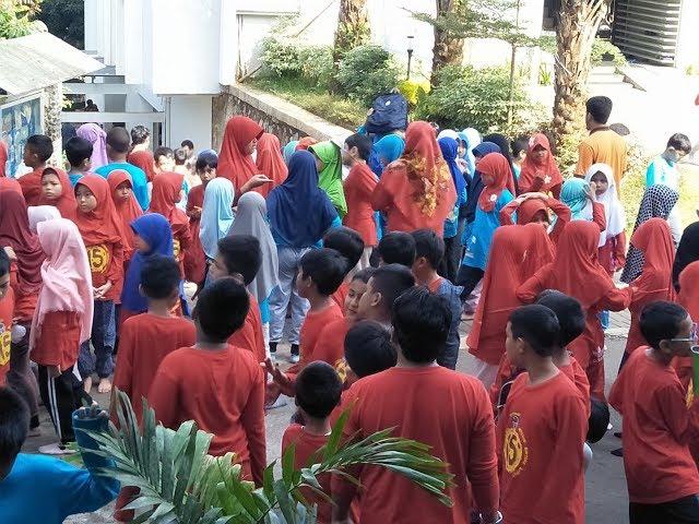 Mitigasi Gempa - Fun Camp SD Al-Jannah