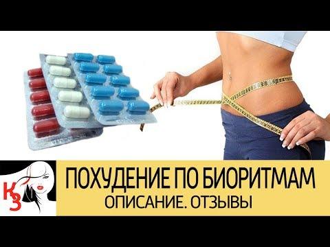 ПОХУДЕНИЕ ПО БИОРИТМАМ. Эффективное средство от избыточного веса  Отзывы