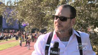 Social Distortion's Favorite Music May Surprise You - Voodoo 2011