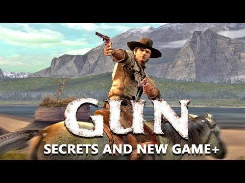 GUN (PC/PS2/Gamecube/Xbox/X360) SECRETS And NEW GAME+