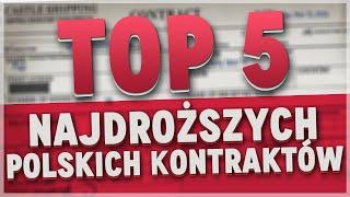 cs go top 5 najdroższych polskich kontraktw   asn