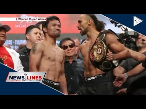 SPORTS NEWS | Thurman: 1st Round Knockdown Caused Downfall