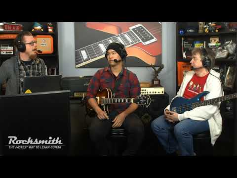 Rocksmith Remastered --ABBA Song Pack -- Live from Ubisoft Studio SF