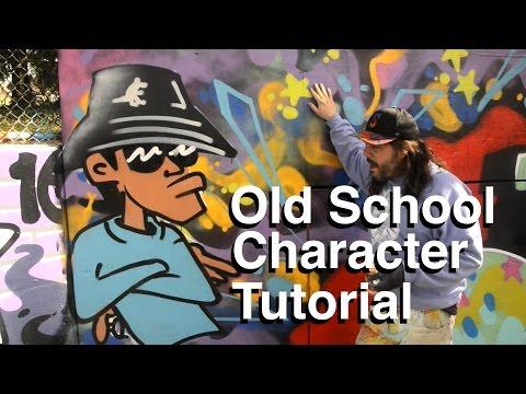 ArtPrimo.com Tutorials: Old School Character