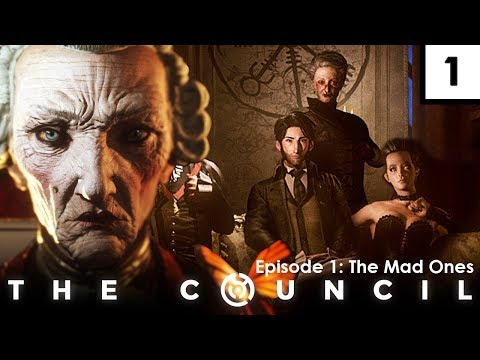 Secret Societies and Missing Mothers... - The Council Game [#1]