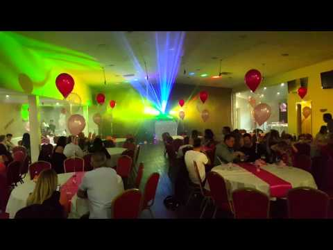 30/04/2016 simply disco coventry setup adj on x adj zipper and 2 x adj mega pars
