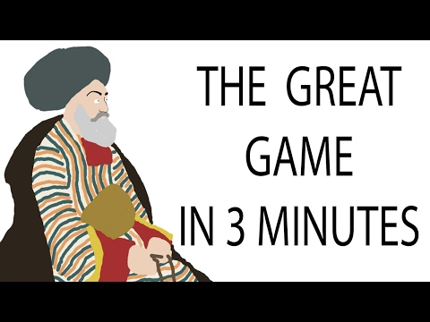 The Great Game | 3 Minute History