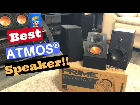 Best Atmos & Auro-3D Speakers WIFE APPROVED!!