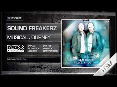 Sound Freakerz - Musical Journey (Official HQ Preview)