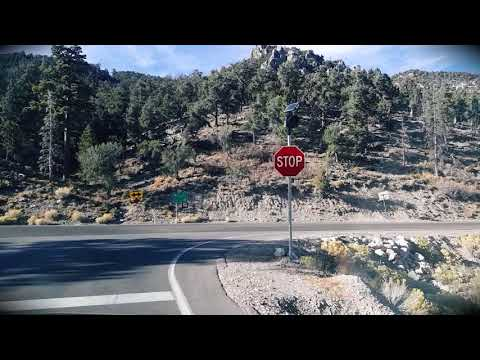 Eddie Quick Ride Mount Charleston Part 1