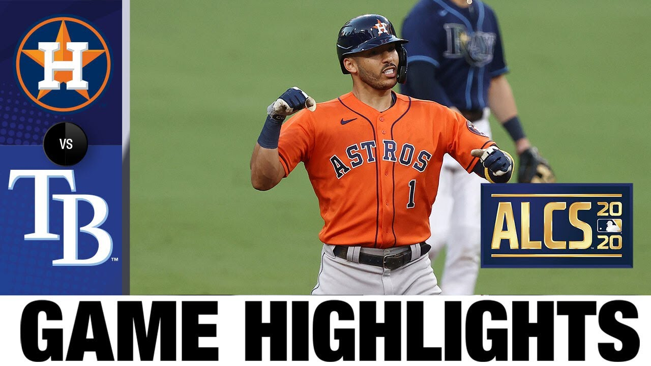 Astros vs. Rays score: Live ALCS Game 7 updates as the winner ...