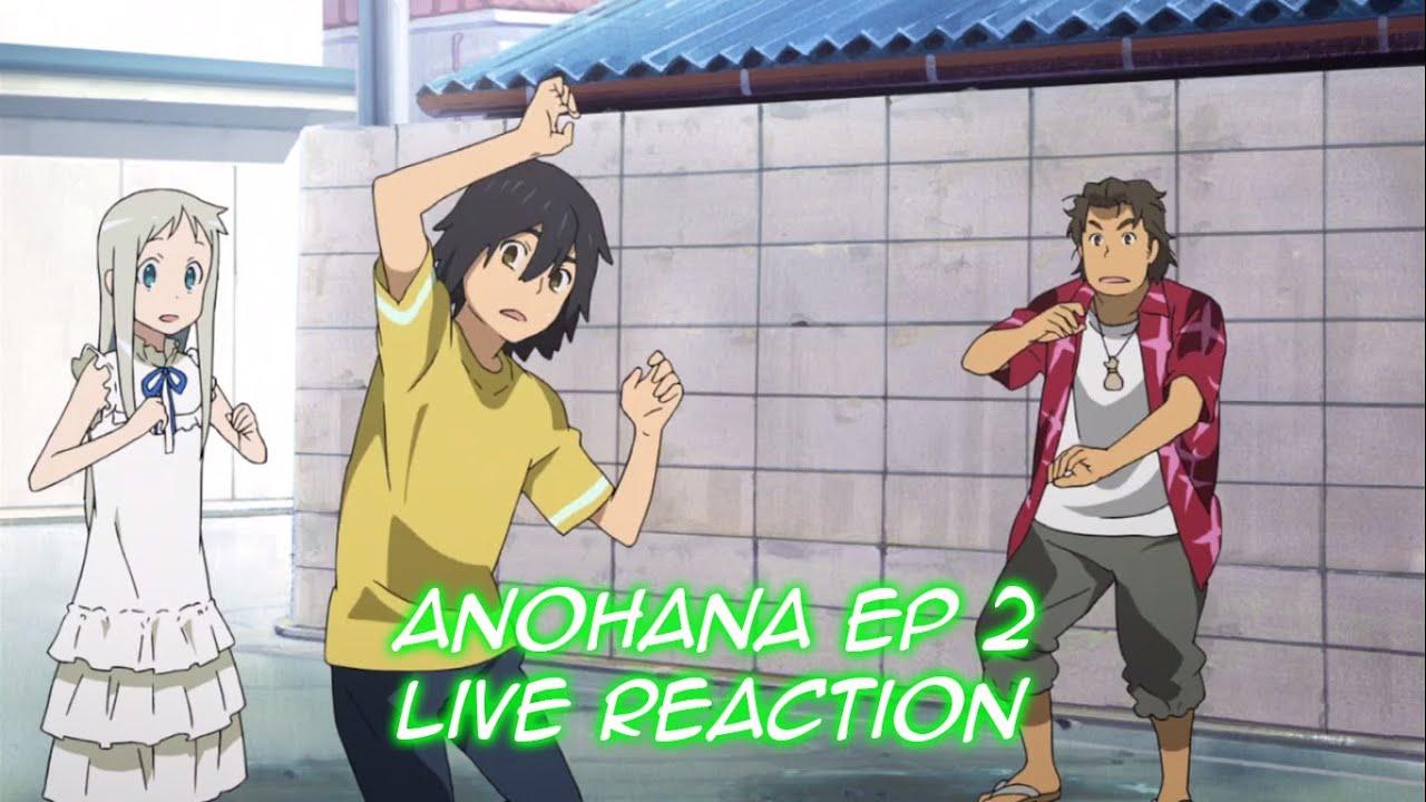 Anohana episode list naruto shippuden