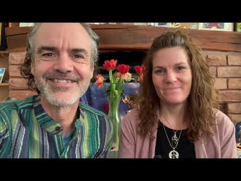 Bridge To The Beloved Sacred Union Valentine's Transmission Group Call | Raphael & Jelelle Awen