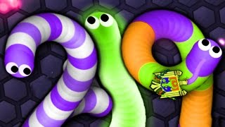 Slither.io New Sneaky Snake