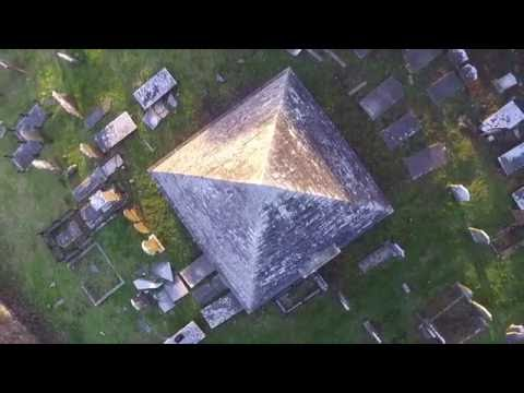Arklow - The Pyramid Tomb - by Drone