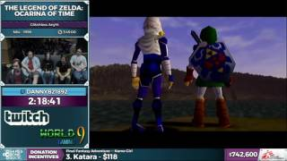 Sgdq 2016 Benefitting Doctors Without Borders - The Legend Of Zelda: Ocarina Of Time