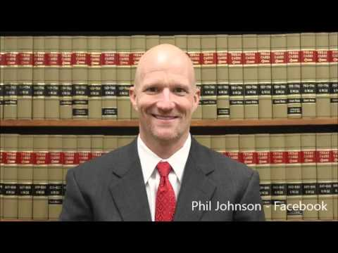 Phil Johnson Says Experience Better Qualifies Him For Municipal Court Judge