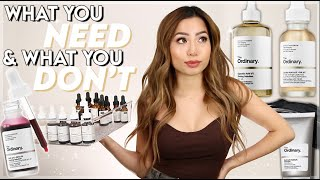 EVERYTHING YOU NEED TO KNOW // THE ORDINARY SKINCARE