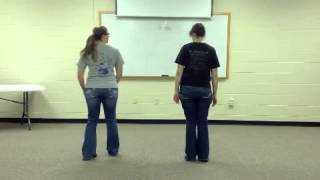 Tush Push Line Dance Instruction Part 1