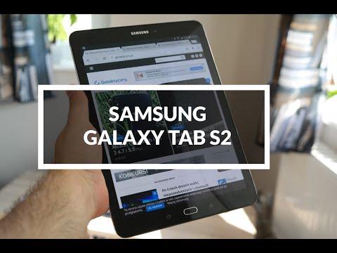 Samsung Galaxy Tab S2 9.7 Recenzja PL Test Opinia Review | Robert Nawrowski
