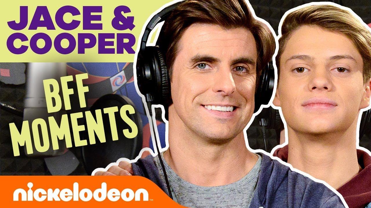 Download Jace Norman & Cooper Barnes' Funniest BFF Moments 🤜🤛 Henry Danger   Nick