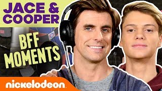 Jace Norman & Cooper Barnes' Funniest BFF Moments 🤜🤛 Henry Danger | Nick