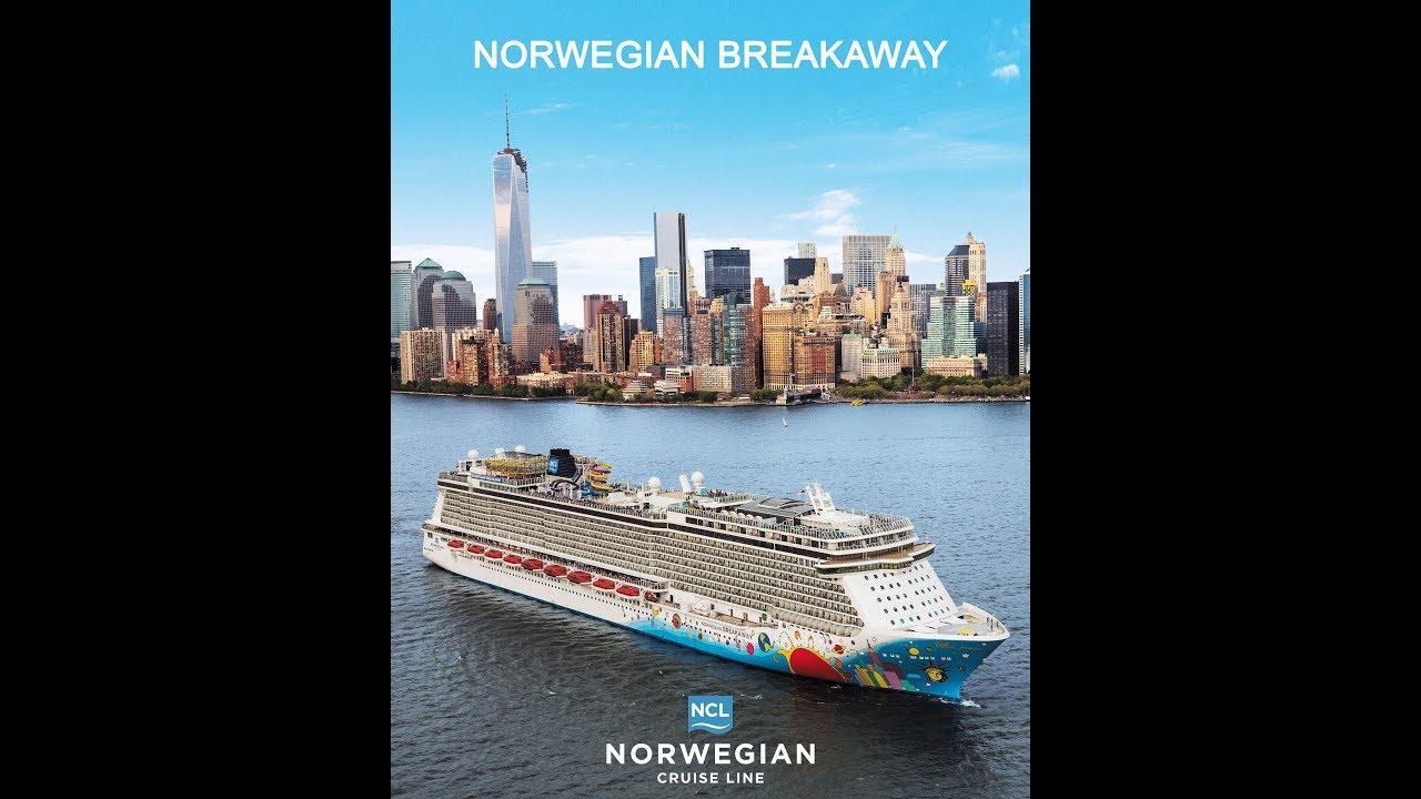 Norwegian Breakaway Stats