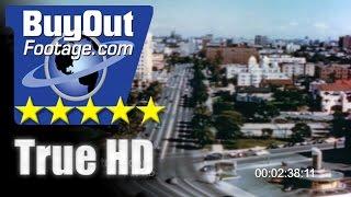 HD Historic Stock Footage Los Angles City of Destiny 1949