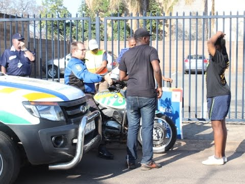 Mission accomplished to close down Prinshof University of Pretoria campus #UPShutdown