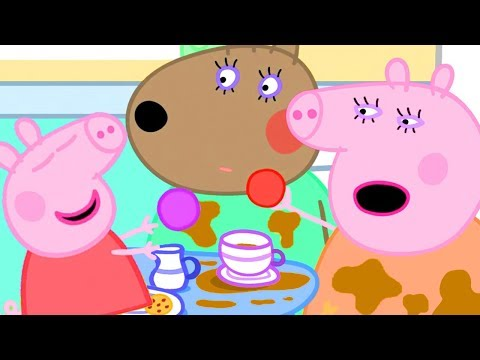 Peppa Pig Official Channel | Peppa Pig Plays Ball Games