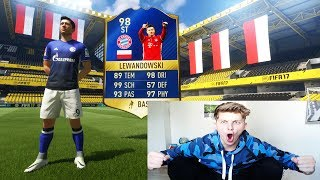 98 TOTS LEWANDOWSKI IN PACK OPENING! 🔥🔥 BESTES PACK MEINES LEBENS! - FIFA 17 ULTIMATE TEAM (DEUTSCH)