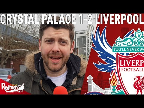Late Salah Winner Gives Reds 3 Points! | Crystal Palace v Liverpool 1-2 | Paul's Match Reaction