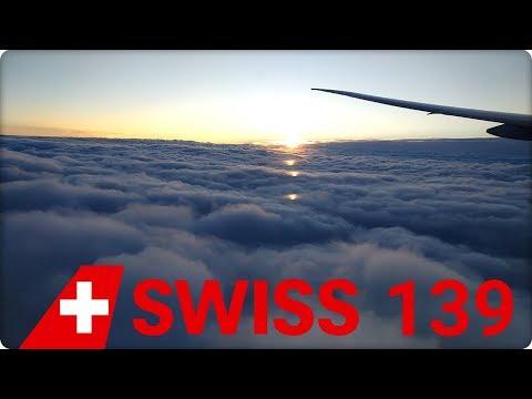 FLIGHT REVIEW | Swiss International 139 | HKG (Hong Kong) - ZRH (Zurich) | 777-300ER
