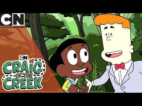 Craig of the Creek | Stopping the Paintball War | Cartoon Network