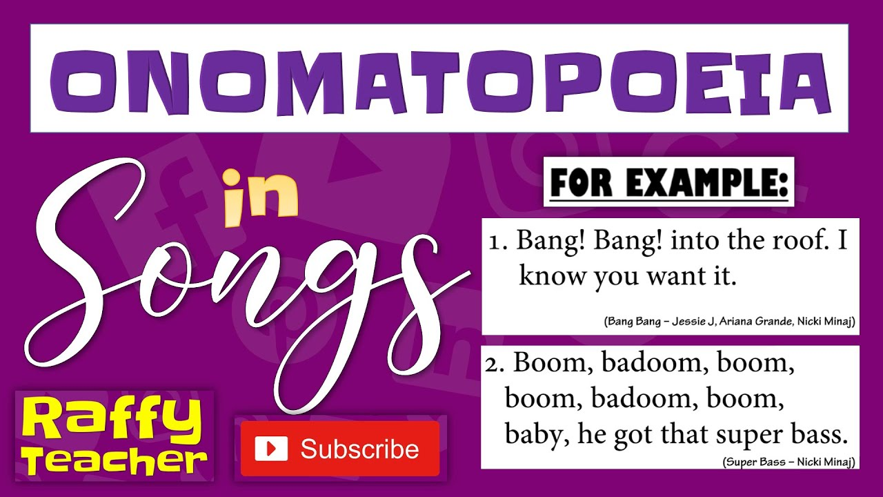 hight resolution of What is an Onomatopoeia? - Answered - Twinkl teaching Wiki