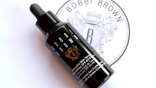 обзор -  Bobbi Brown Intensive Skin Serum Foundation