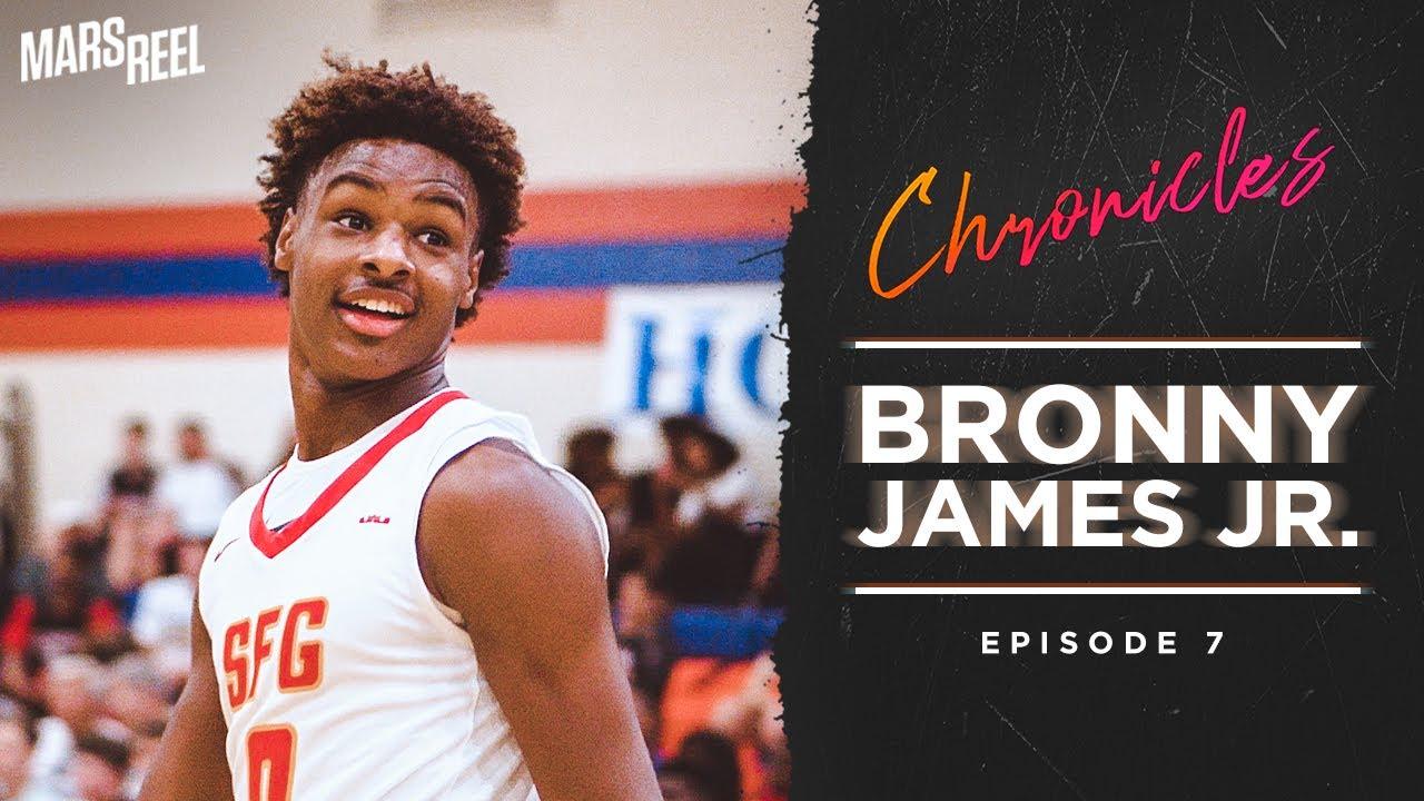 Download BRONNY JAMES JR. | Las Vegas | EP. 07 PT. 1 | Mars Reel Chronicles