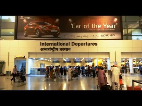 Indira Gandhi International Airport, Delhi