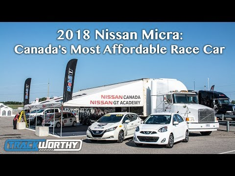 2018-nissan-micra:-canada's-least-expensive-race-car-and-road-car