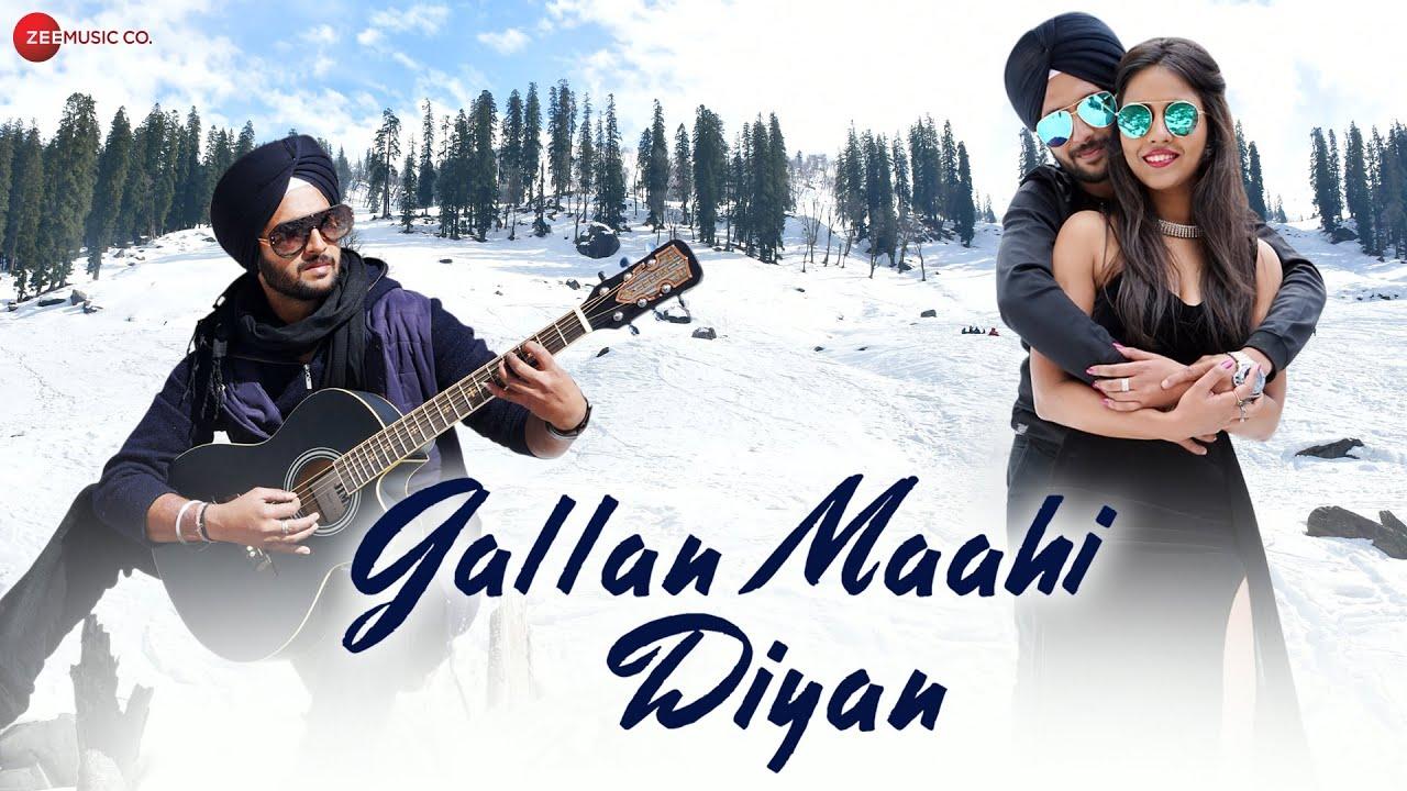 Gallan Maahi Diyan - Official Music Video | Shiva Rana | Dhwani | Raja Hasan | Anuja Sahai