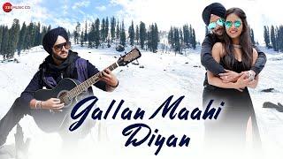 Gallan Maahi Diyan - Official Music Video   Shiva Rana   Dhwani   Raja Hasan   Anuja Sahai