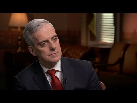 White House Chief of Staff Denis McDonough  (Jan 9, 2017) | Charlie Rose