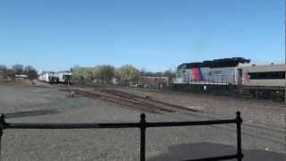 NJT 4147-GP40ph-2  Special Move 4/3/12